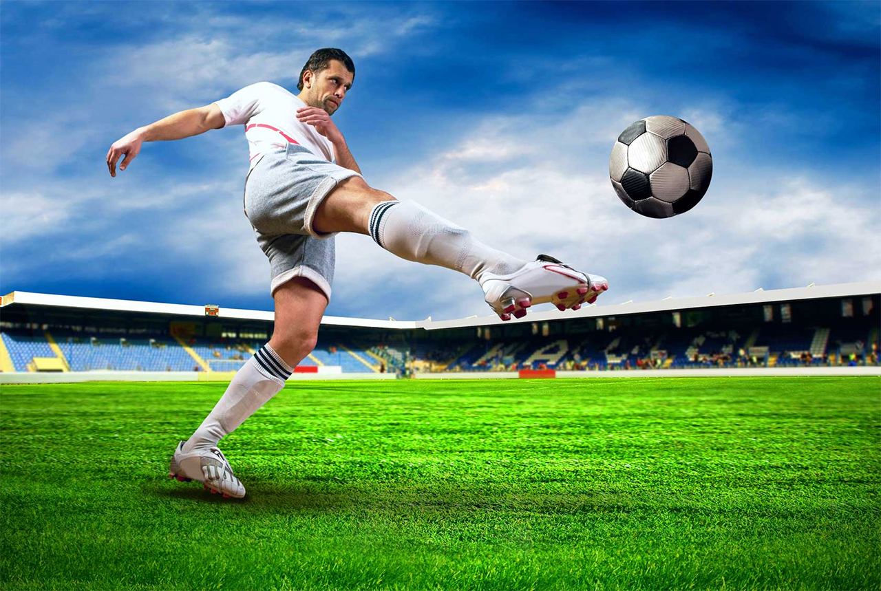 How To Be A Much Better Soccer Ball Striker